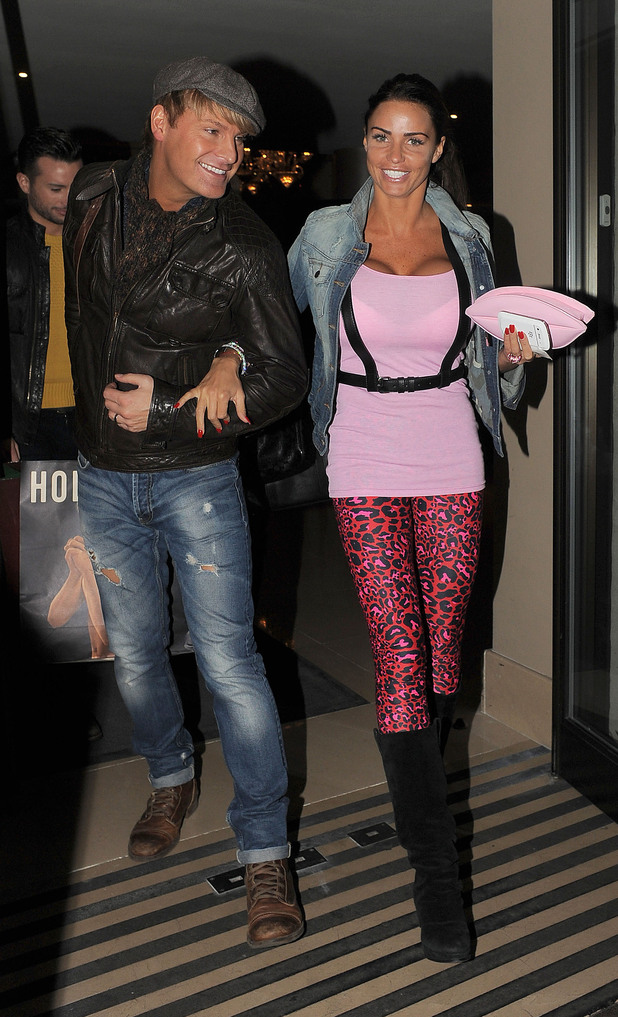 Katie Price, Gary Cockerill