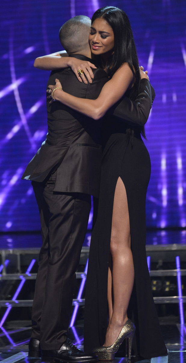 The X Factor: Nicole and Jahmene