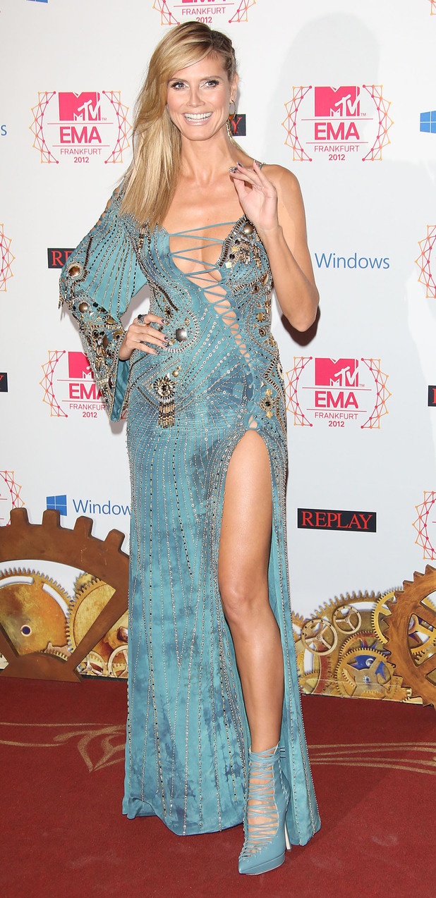 Best & Worst dressed at the MTV EMA's 2012