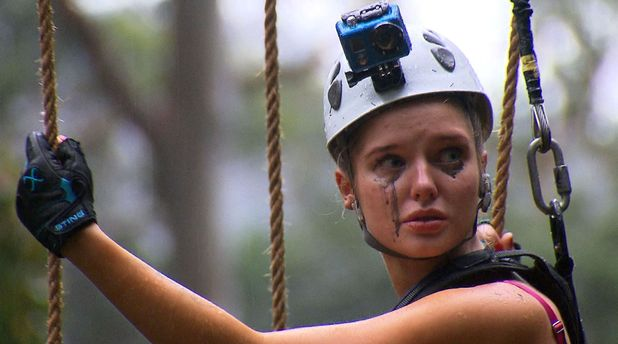 Helen Flanagan's best jungle moments