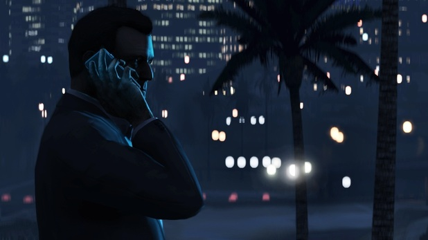 New 'Grand Theft Auto 5' screenshots
