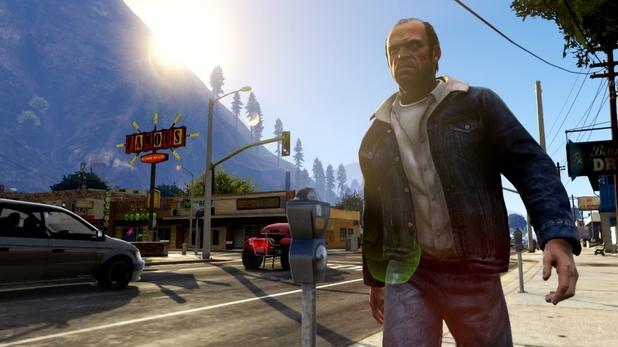 New &#39;Grand Theft Auto 5&#39; screenshots