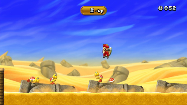 'New Super Mario Bros. U' screenshot