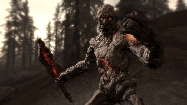 Skyrim: Dragonborn DLC screenshots