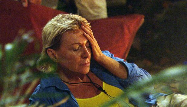 Nadine Dorries, I'm a celebrity