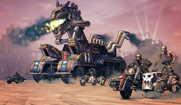 'Borderlands 2: Mr Torgue's Campaign of Carnage' screenshot