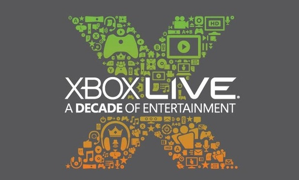 Xbox Live turns 10