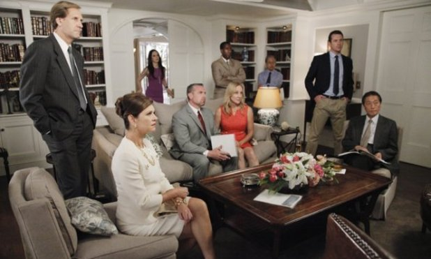Revenge S02E07: 'Exposure'