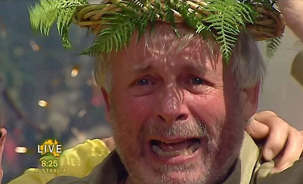 Christopher Biggins, i'm a celebrity