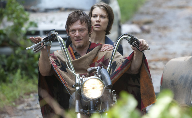The Walking Dead S03E05: 'Say the Word'