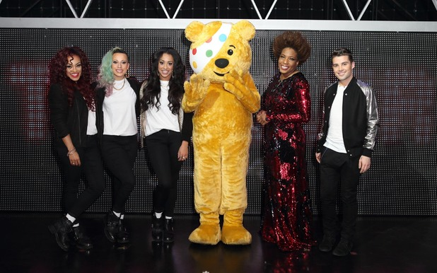 Macy Gray, Stooshe and Joe McElderry set to perform a unique rendition of a Michael Jackson classic in the smash-hit show Thriller Live for BBC Children in Need POP Goes the Musical