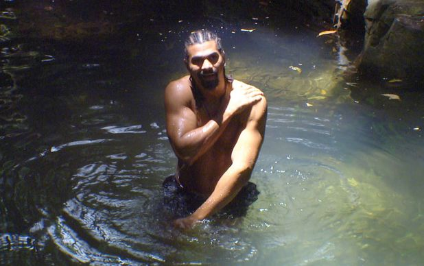 David Haye, I&#39;m a celebrity 2012