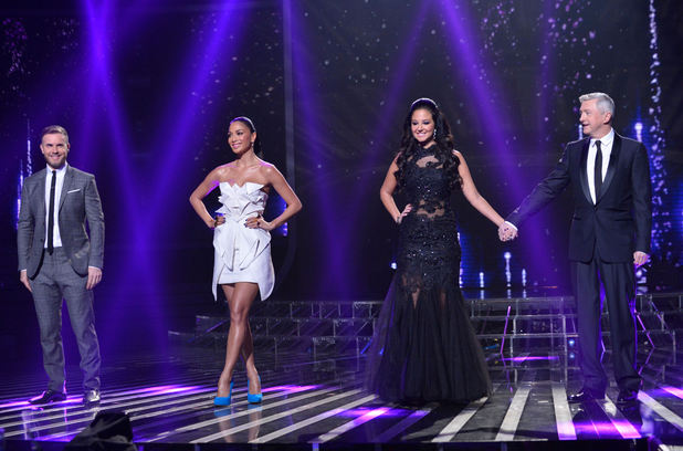 The X Factor Week 7: The Judges.