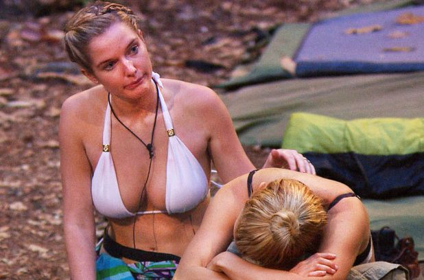 Helen Flanagan, Ashley Roberts, I&#39;m a Celebrity