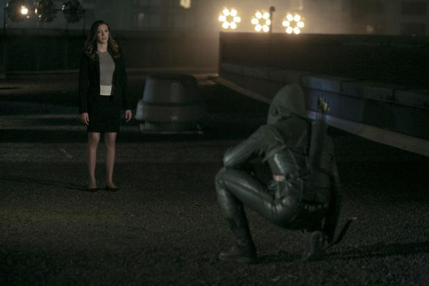 Arrow S01E04: 'An Innocent Man'