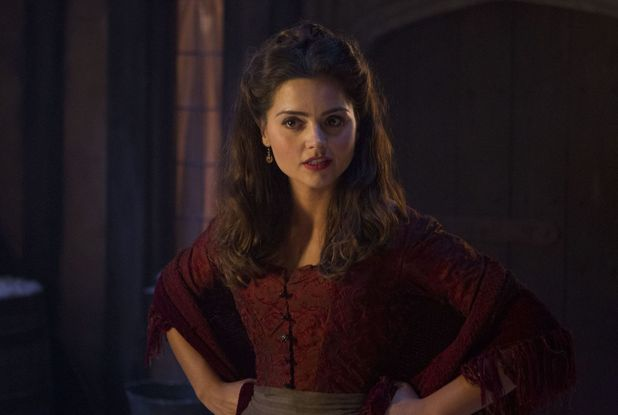 Doctor Who Christmas Special: Jenna Louise Coleman