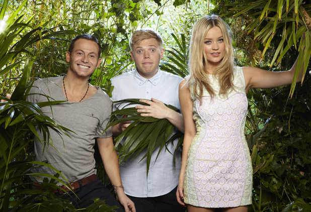 IACGMOOHN, Laura Whitmore, Joe Swash, Rob Beckett