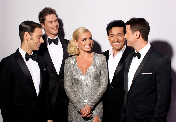Il divo to tour uk with katherine jenkins music news - Il divo netflix ...