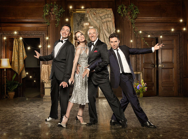 Strictly Come Dancing 2012, judges