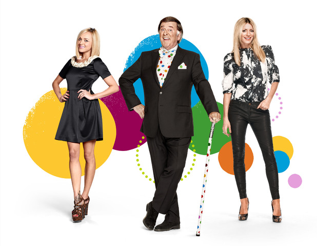 Children In Need, Terry Wogan, Tess Daly, Fearne Cotton, Fri 16 Nov 2012