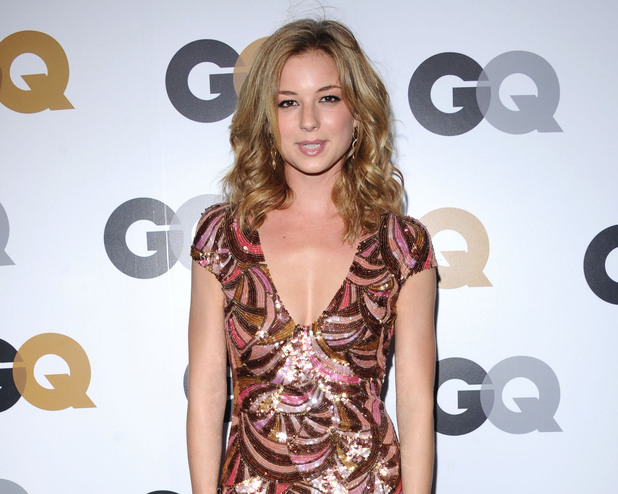 Emily VanCamp, GQ Men Of The Year
