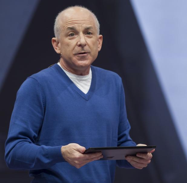 Microsoft Windows president Steven Sinofsky