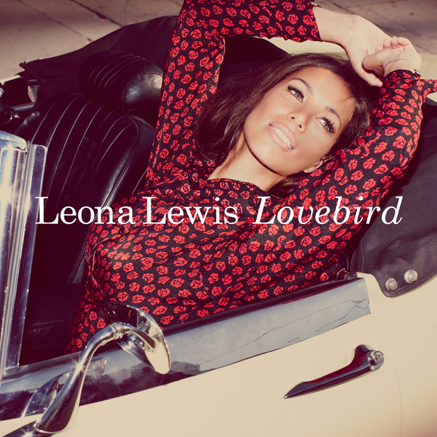 Leona Lewis 'Lovebird' single artwork.