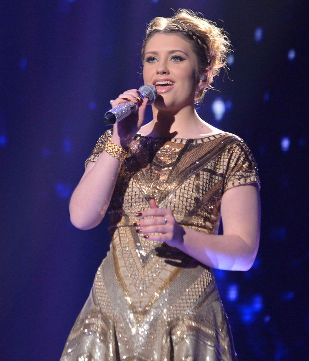 The X Factor Week 7: Ella Henderson