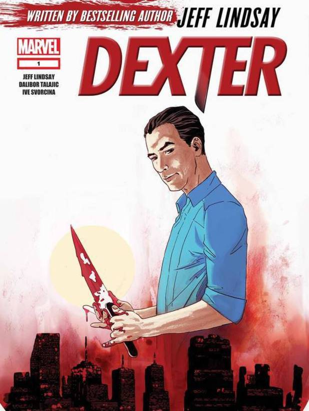Dexter #1 comic