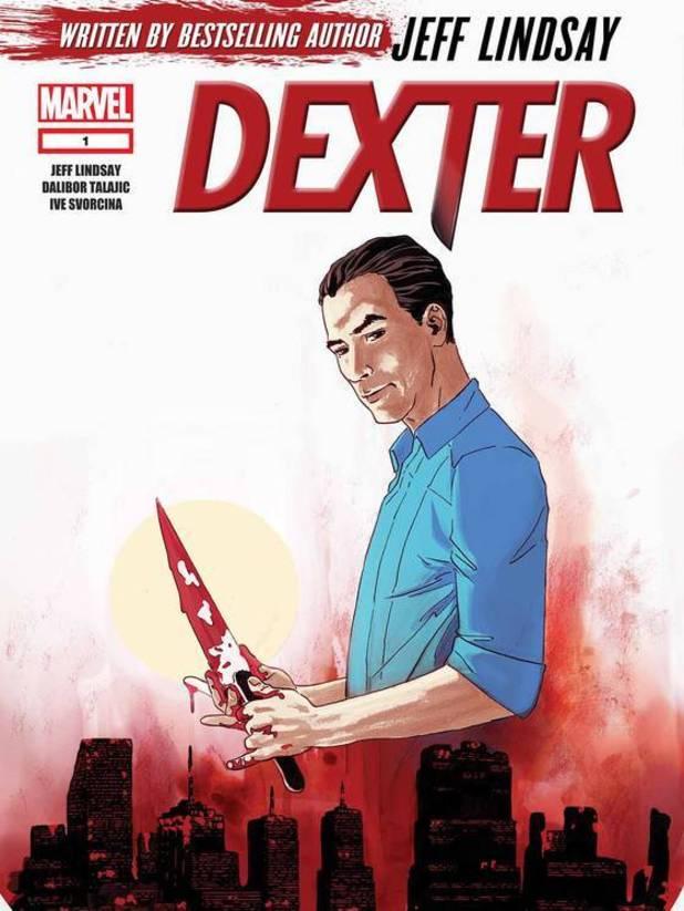 Dexter #1 comic