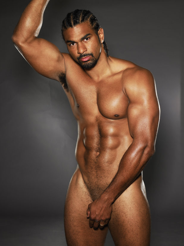David Haye, Cosmopolitan, Everyman
