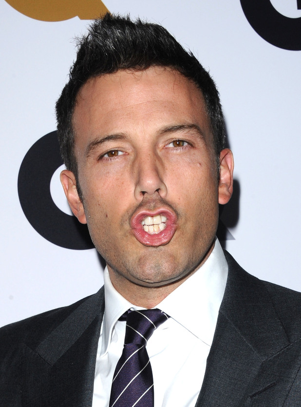 Ben Affleck, GQ Men of the Year