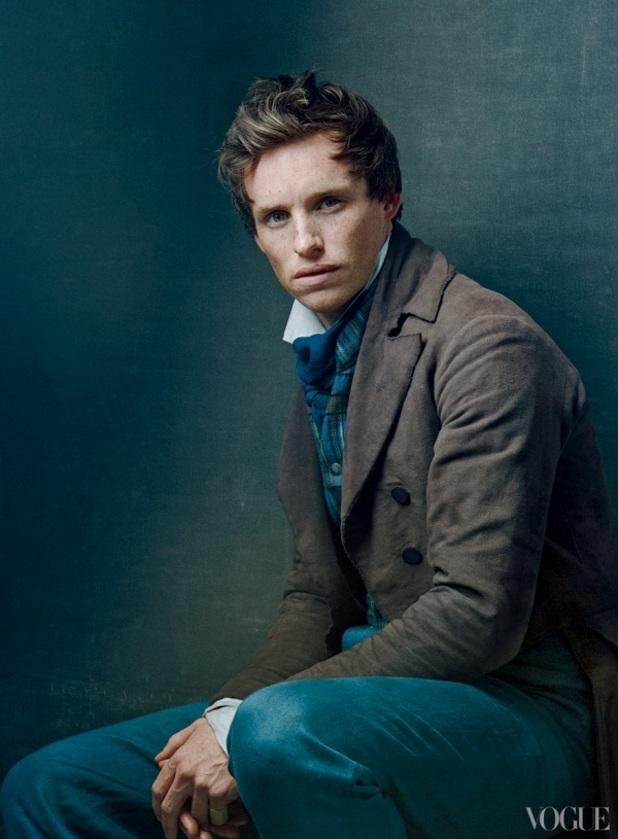 Previous Next  Les Miserables  Les Miserables Movie Marius Actor