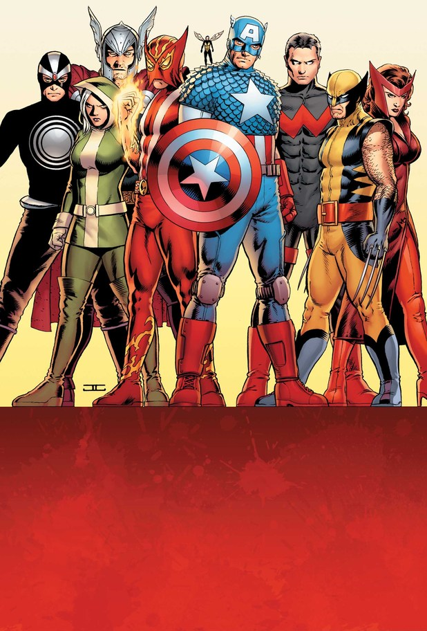 'Uncanny Avengers' #5 reveals new line up