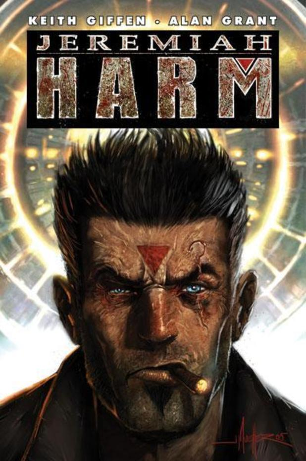 'Jeremiah Harm' cover