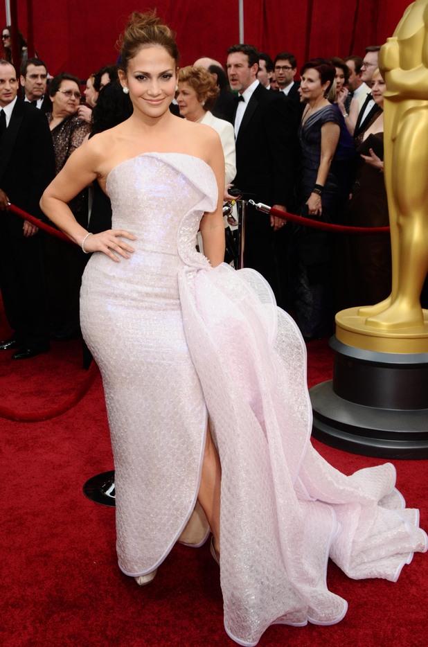 Jennifer Lopez, Oscars 2010