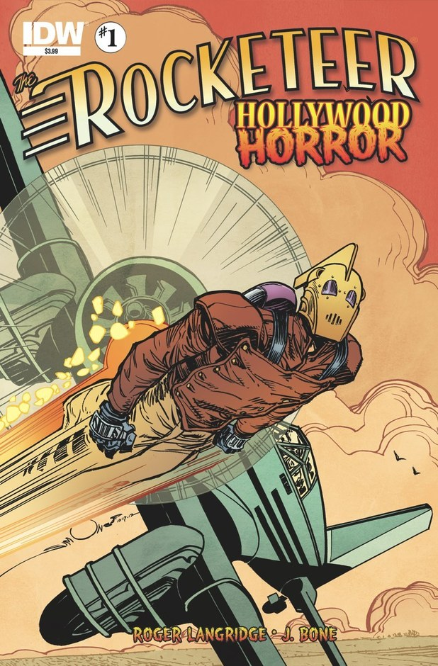 Rocketeer Hollywood Horror