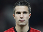 van Persie in Arsenal dressing room error