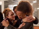8006: A fight breaks out between Kirsty and Fiz little after their warning