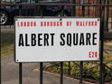 One Albert Square character will reveal baby news in a few weeks' time.