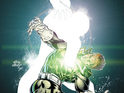 Geoff Johns announces DC's follow-up to Green Lantern's 'Rise of the Third Army'.