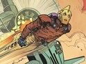IDW Publishing announces its latest revived Rocketeer title.