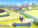 Nintendo Land and New Super Mario Bros U continue to top the Wii U chart.