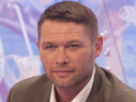 John Partridge is pleased with how Christian and Syed depart Walford.