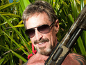 Software pioneer John McAfee hospitalized in Guatemala following recent arrest.