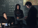 Elena suffers from chilling hallucinations; Professor Shane visits Mystic Falls.