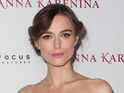 The Anna Karenina actress produces and stars in the adaptation.