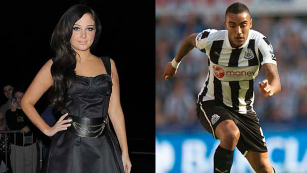 Reveal use only composite: Tulisa and Danny Simpson