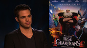 Chris Pine interview: 'Star Trek Into Darkness', 'Jack Ryan'