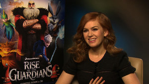 Isla Fisher talks 'Arrested Development'